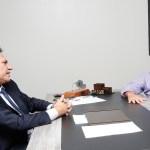 Maurão assegura ao prefeito de Ministro Andreazza liberação de recursos