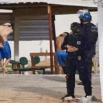 No RN, governo junta 1.200 presos de facções rivais em pavilhão reformado