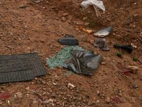 Polícia procura pai que abandonou filhos após acidente de carro em Mogi Guaçu (SP)