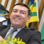 Deputado escapa ileso de queda de helicóptero em Goiânia