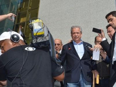 MPF faz nova denúncia contra José Dirceu na Operação Lava Jato