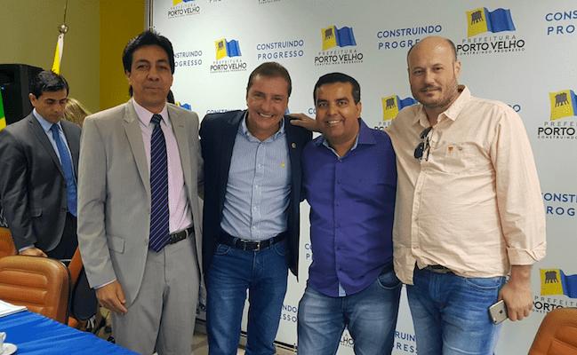 Hildon recorre a Garçon e demais membros da bancada por manutenção dos R$ 132 milhões para capital
