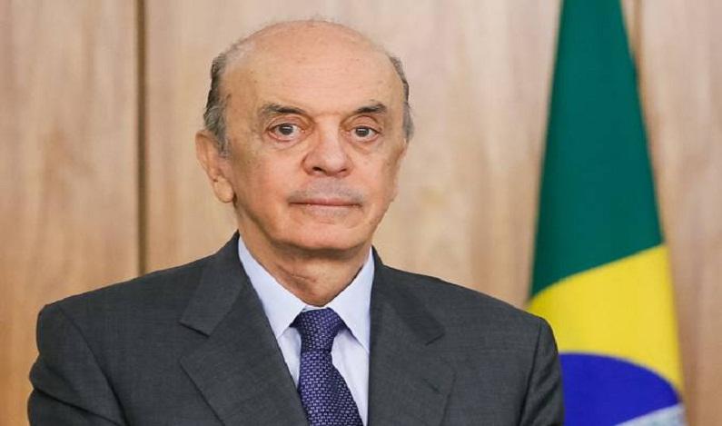 Janot pede ao STF abertura de inquérito para investigar José Serra