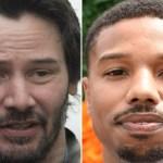 Novo 'Matrix' pode trocar Keanu Reeves por Michael B. Jordan