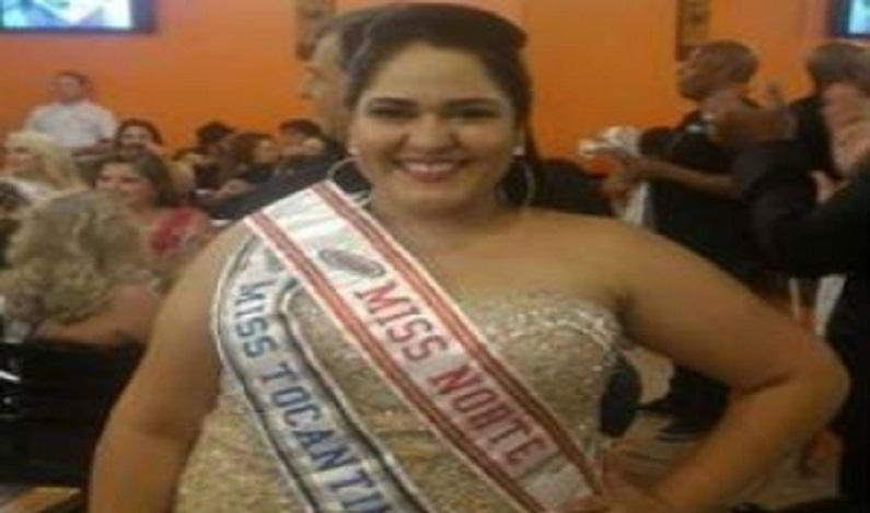 Jovem do Tocantins é eleita a 'gordinha mais bonita' do norte do país