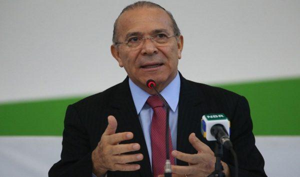 Padilha confirma saída de Sarney Filho do Meio Ambiente