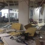 Criminosos explodem bancos e atiram pelas ruas de Caraúbas, RN