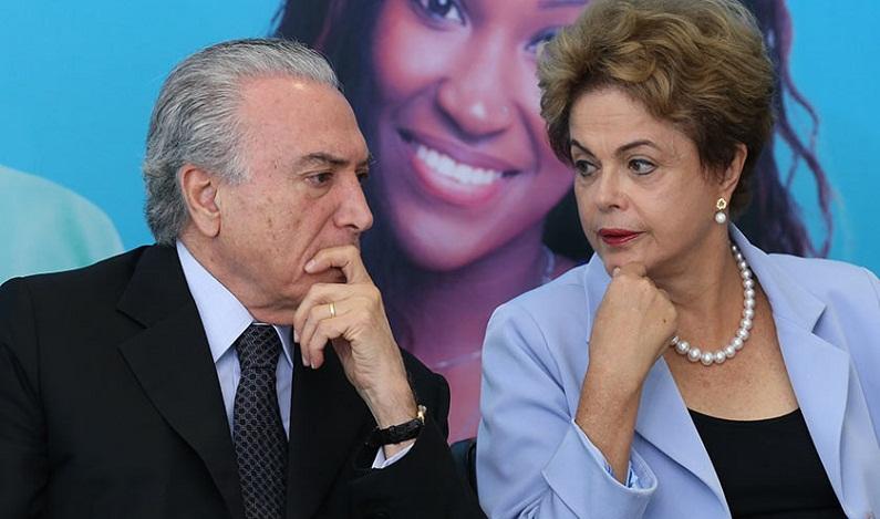TSE começa a julgar nesta semana ação que pede cassação da chapa Dilma-Temer