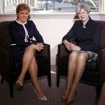 Jornal britânico é acusado de machismo em capa com Theresa May