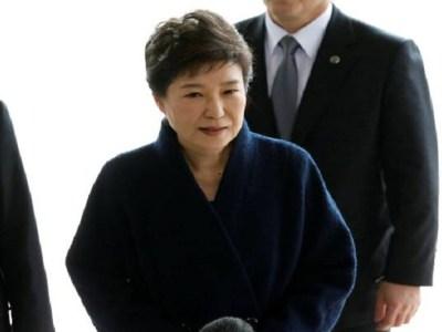 Ex-presidente sul-coreana é oficialmente acusada por corrupção