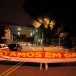 Greve e protestos atingem 25 estados e o Distrito Federal