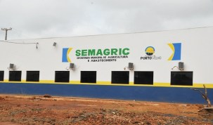 Operação Atalho - Polícia Civil faz busca e apreensão na SEMAGRIC, em Porto Velho (RO)