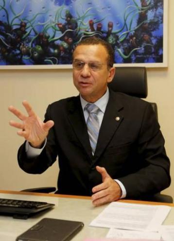 Alexandre Abrahão não recebeu denúncia contra PM Foto: Marcelo Piu/Agência O Globo