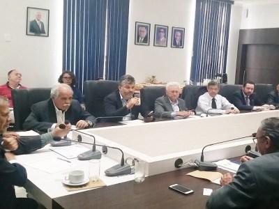 Fecomércio-RO sedia reunião do Conselho Fiscal do Departamento Nacional do Senac