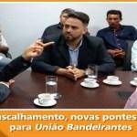 Deputado Léo Moraes destina emenda parlamentar para encascalhamento e construção de pontes no distrito de União Bandeirantes