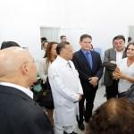 Maurão de Carvalho prestigia inauguração de nova ala psiquiátrica do HB