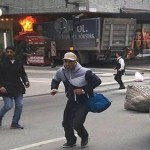 Suspeito de ataque a Estocolmo afirma que pertence ao EI, diz imprensa