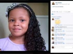Menina desaparecida há três meses em Feira de Santana é encontrada morta