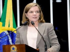 PF atribui corrupção e lavagem de dinheiro a Gleisi e Paulo Bernardo