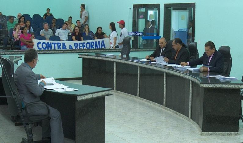 Projeto de lei propõe que vereadores e professores recebam o mesmo salário em Ariquemes, RO