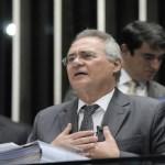 Não há discussão para tirar Renan da liderança do PMDB, diz Jucá