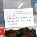 Loja da Austrália bane jovens negros alegando que eles 'roubam'