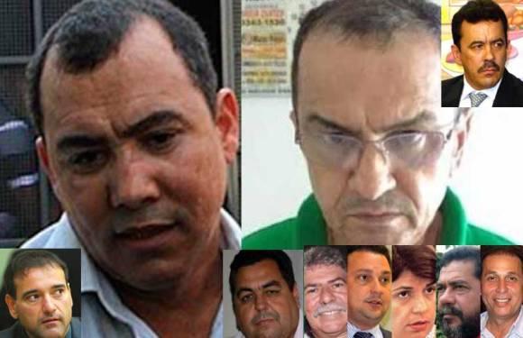 Rondônia tem dois ex-presidentes da Assembléia presos e dois foragidos; veja como está a situação de cada um