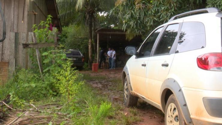 Jovens foram mortos em Cabixi durante festa no final de semana (Foto: Rede Amazônica)
