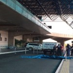 Argentino morre e mulher fica ferida após queda no Aeroporto Salgado Filho em Porto Alegre
