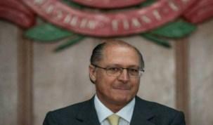 Polícia já tem suspeitos de autoria de chacinas, diz Alckmin