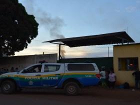 Dois presos morrem e 12 ficam feridos em motim na Penitenciária Ênio Pinheiro em Porto Velho