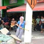 Guardas civis entram em confronto com grupo de moradores da Cracolândia em SP