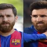 Sósia de Messi é levado pela polícia após causar tumulto no Irã