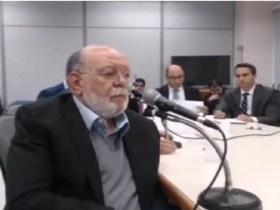 Léo Pinheiro apresenta a Moro provas no caso tríplex