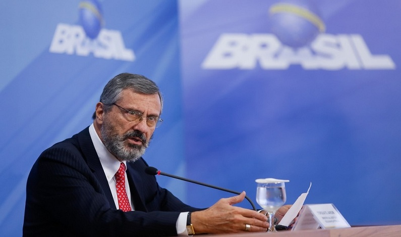 Fachin vai analisar no Supremo ação do RJ contra o ministro Torquato Jardim