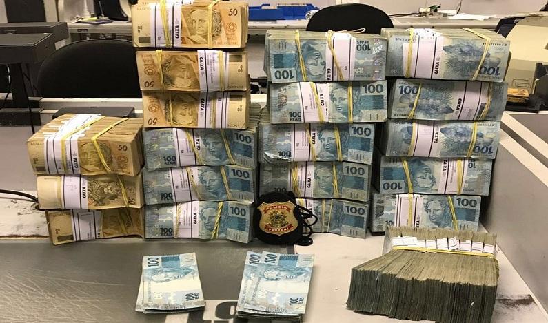 PF apreende cerca de R$ 2 milhões em nova fase da Operação Lava Jato