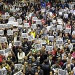 Demissão durante greve só é permitida em caso de falta grave