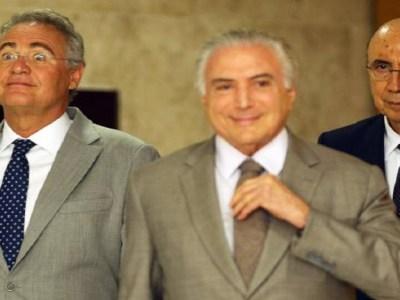 Renan diz a interlocutores que já teria demitido Meirelles