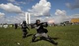 Policiais que usaram armas de fogo em protesto são identificados