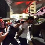 Palestinos são presos após conflito com direita anti-imigração em SP
