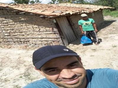 Amigo ajuda garimpeiro a reencontrar família que não via há 30 anos