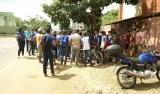 Funcionário público é espancado após tentar estuprar alunas em porta de escola, em Porto velho