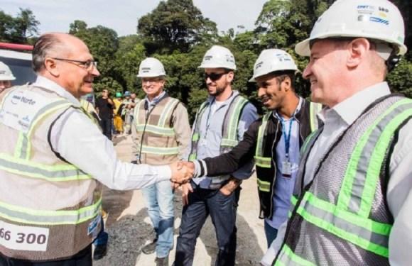 Alckmin defende reformas em vez de ministérios no governo Temer