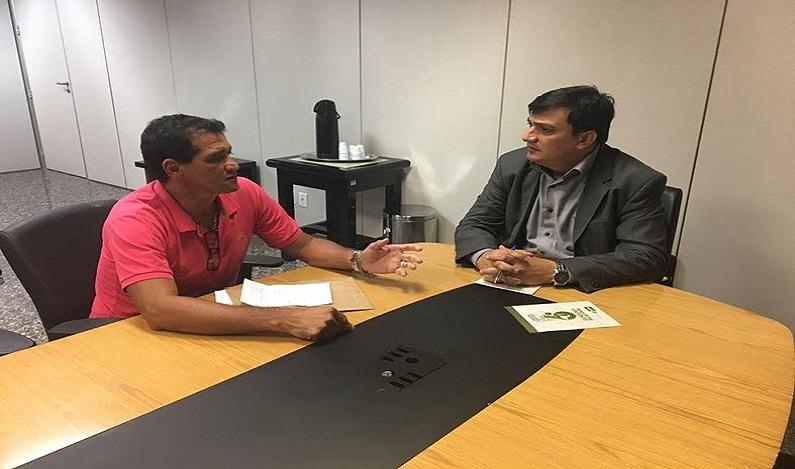 Cleiton Roque garante recurso para saúde e recuperação de estradas de Alta Floresta