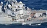 Marinha dos EUA confirma morte de 7 militares após colisão de destróier