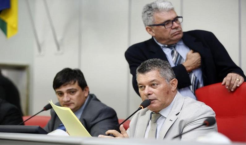 Edson Martins pede construção de escola no distrito de Rio Pardo