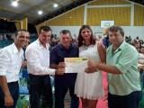 Edson Martins participa de encerramento de cursos profissionalizantes