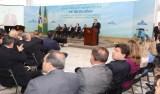 Cassol participa de lançamento do Plano Safra 2017/2018