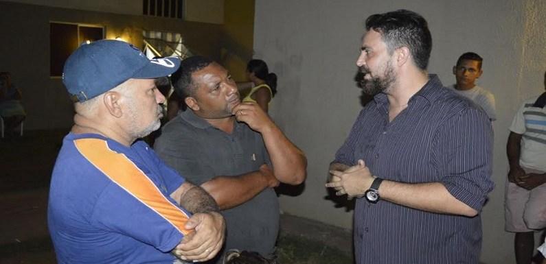 Deputado Léo Moraes anuncia conclusão de pavimentação asfáltica para Avenida Plácido de Castro