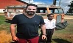 Deputado Léo Moraes destina emenda para reforma da litorina